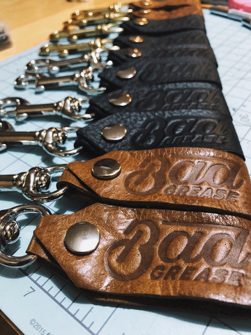 Bad Grease Inc - Bad Grease Key Holder