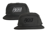 Bad Grease logo camper hat - GREY