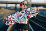 MOd Splatter skateboard - Duane Peters | Bad Grease Inc