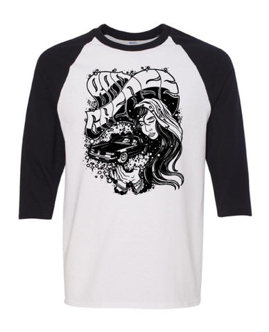 Gypsy Low raglan shirt