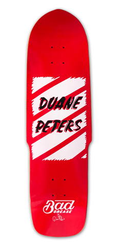 Bad Grease Inc - O.G. DP Pro skateboard - DUANE PETERS