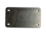 Pangea-Speed License Plate Mount | Bad Grease Inc