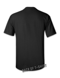 Voodoo t-shirt - BLACK FRONT| Bad Grease Inc