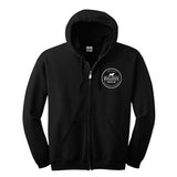 LIBR Zip Up Hoodie - Butts
