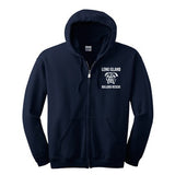 LIBR Zip Up Hoodie - Dog Face