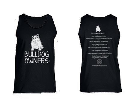 Men's Owners List Tank Top 2