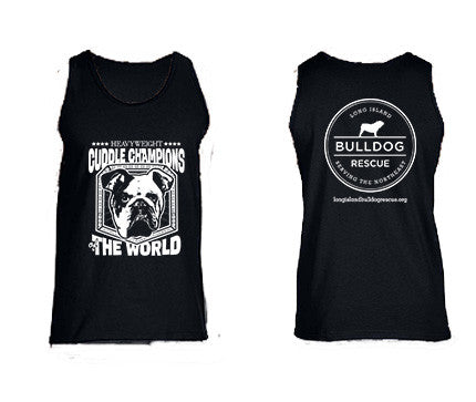 Mens Cuddle Champ Tank Top
