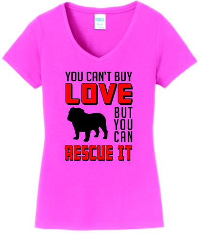Valentine Shirt - You Can't Buy Love