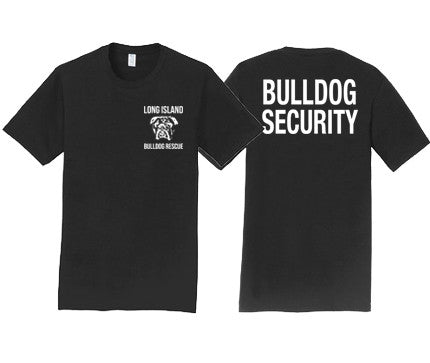 LIBR Bulldog Security Shirt