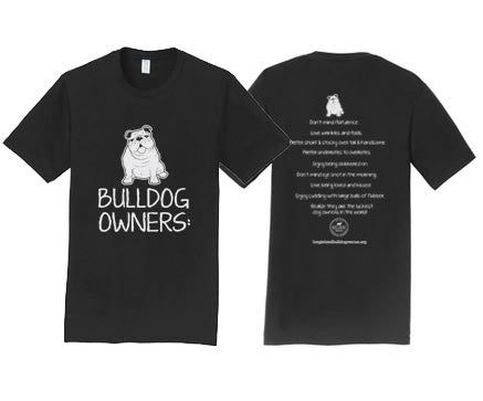 Men's Owners List  Tee Shirt 2