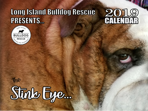 2019 LIBR Bulldog Calendars