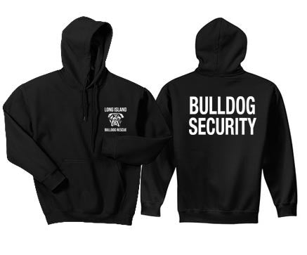 LIBR Bulldog Security Sweatshirt