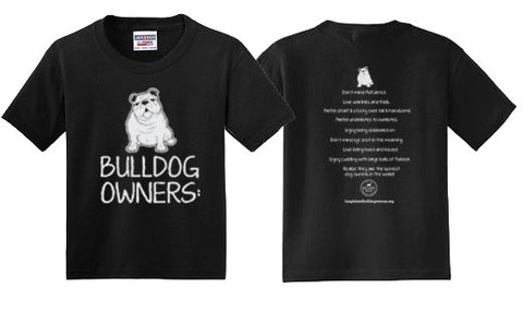 Youth Owners List Tee Shirt 2