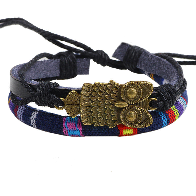 "Trend-Armband ""Eule"""