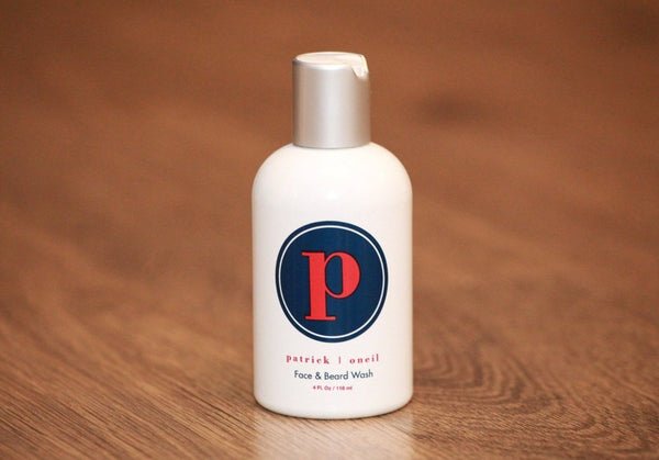 Patrick Oneil Face & Beard Wash