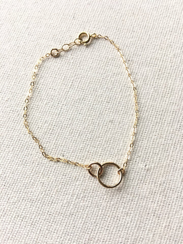 Tiny Links Bracelet