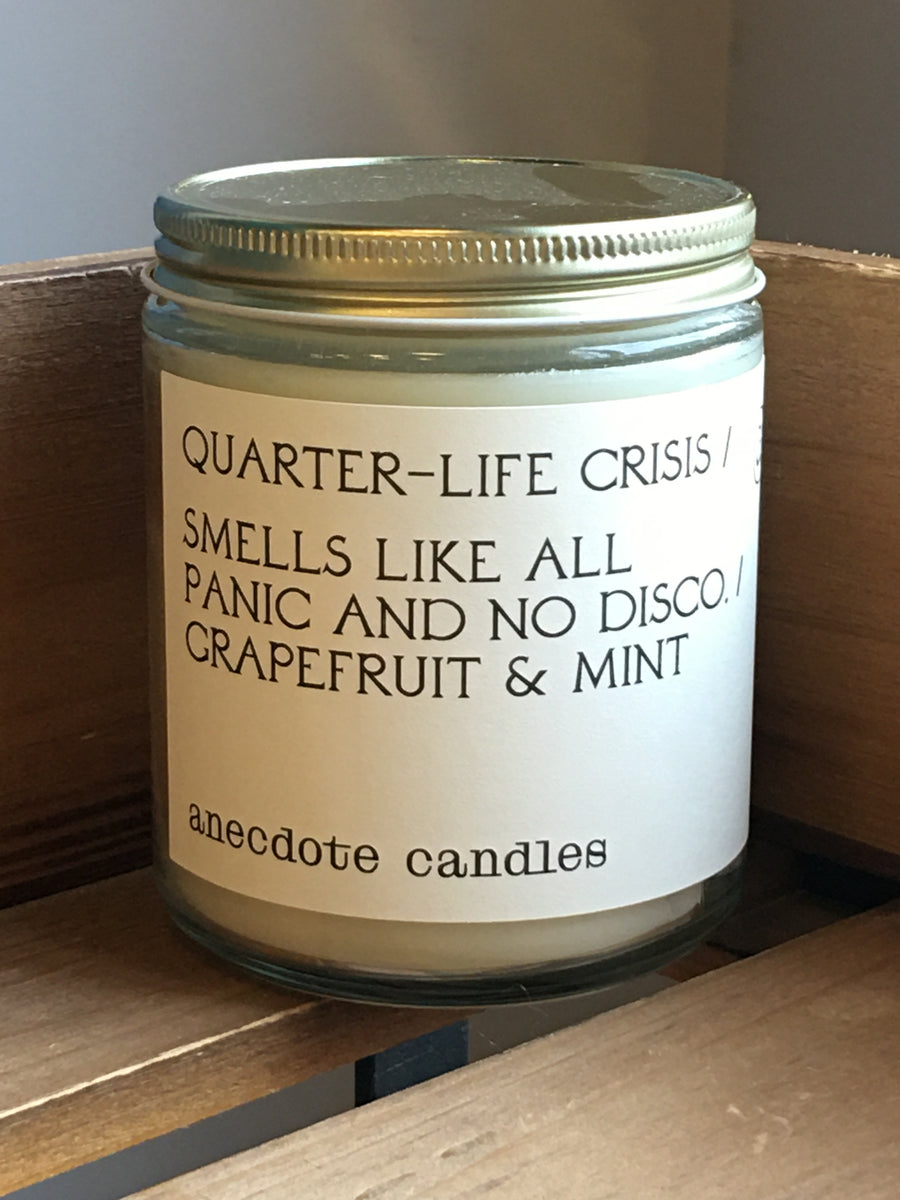 Anecdote Candles - Various Scents -