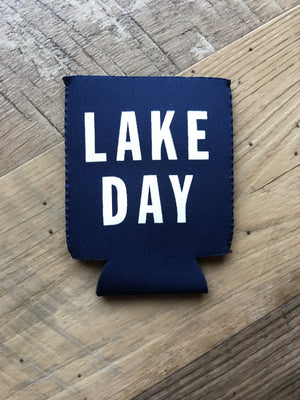 Lake Effect Co.-Beverage Koozie-Lake Day