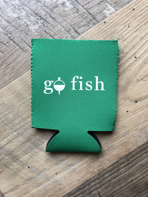Lake Effect Co.-Beverage Koozie-Go Fish