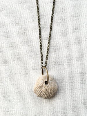 Great Lakes Jewelry Designs-Fossil Necklace