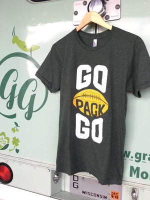 Green Ts-Go Pack Go T-shirt