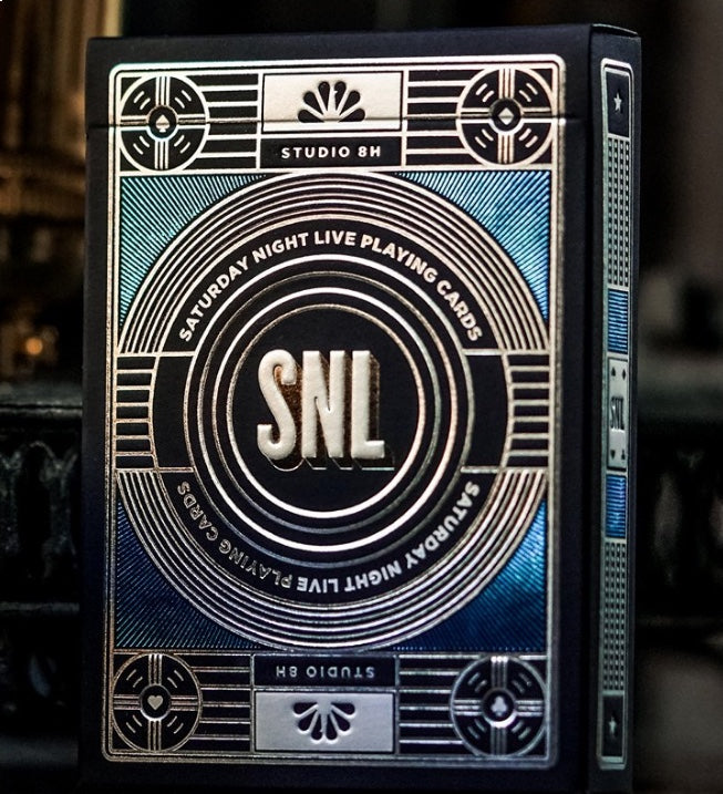 Theory 11-Saturday Night Live Playing Cards