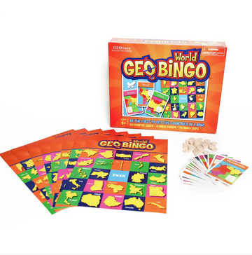 GeoBingo World- Geo Toys