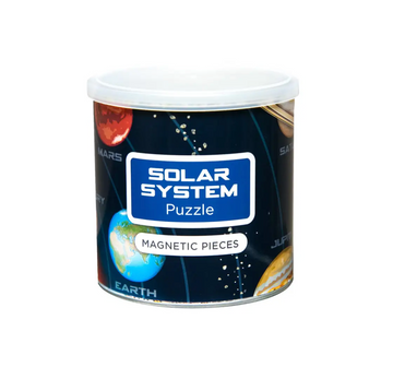 Magnetic Puzzle Solar System- Geo Toys