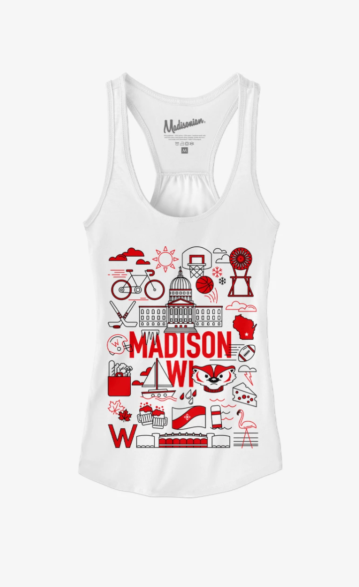 Madisonian- Icon Tank