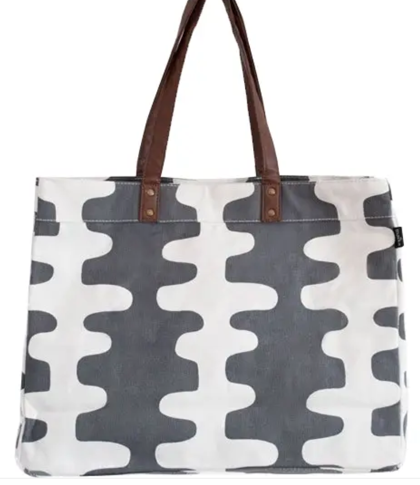 Echo Charcoal Carryall Tote