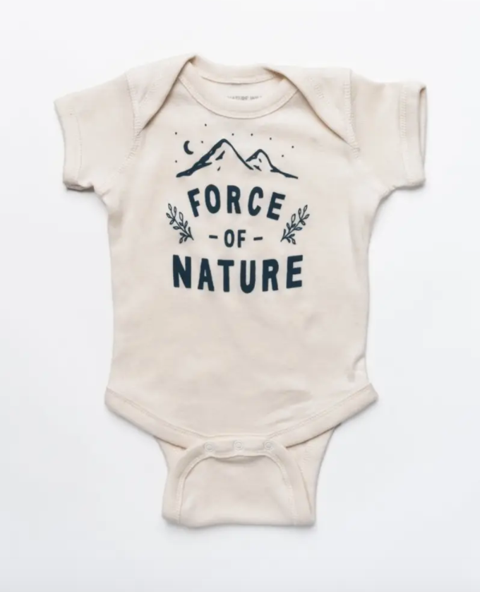 Force of Nature - Onesie
