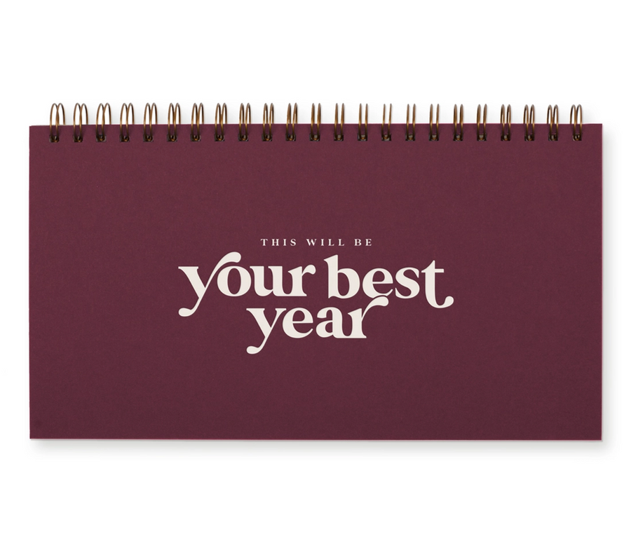 Your Best Year Weekly Planner - 2 Colors -