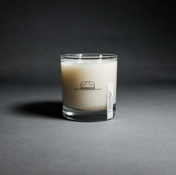 Sandalwood + Bergamot 8oz Candle