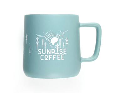 Sunrise Coffee Stoneware Mug