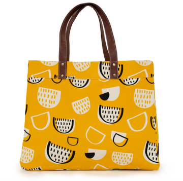 Capitola Canvas Carryall Tote