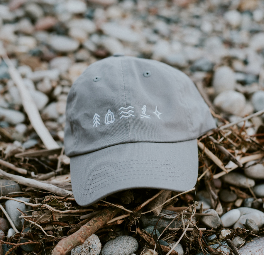 Lake Effect Co-Camp Icon Ball Cap