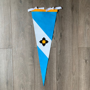 Oxford Pennant-Madison Flag