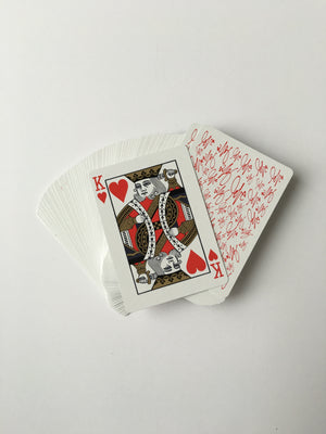 Theory 11-Love Me Playing Cards