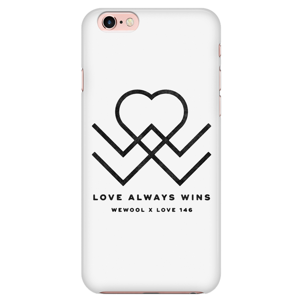 Love Always Wins Phone Case