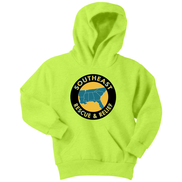 SE Rescue & Relief Youth Hoodie