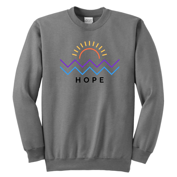 Hope Is Coming Youth Crew Color