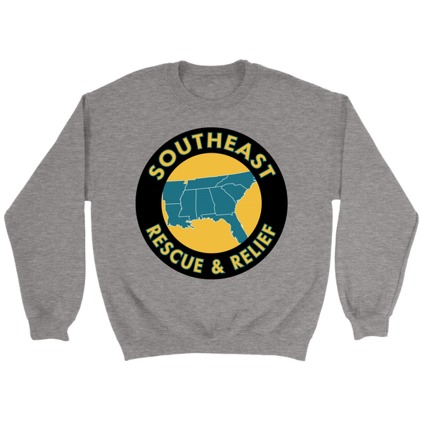 SE Rescue & Relief Crewneck
