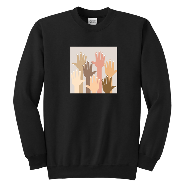 Equality Youth Crewneck