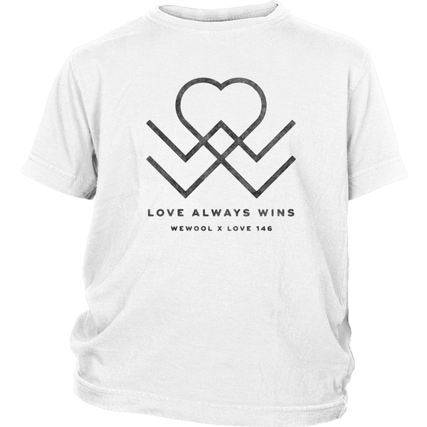 Love Always Wins Youth Tee