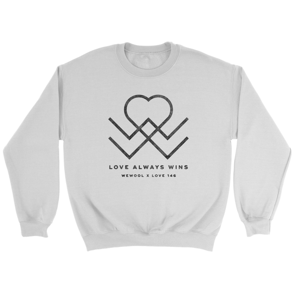 Love Always Wins Crewneck