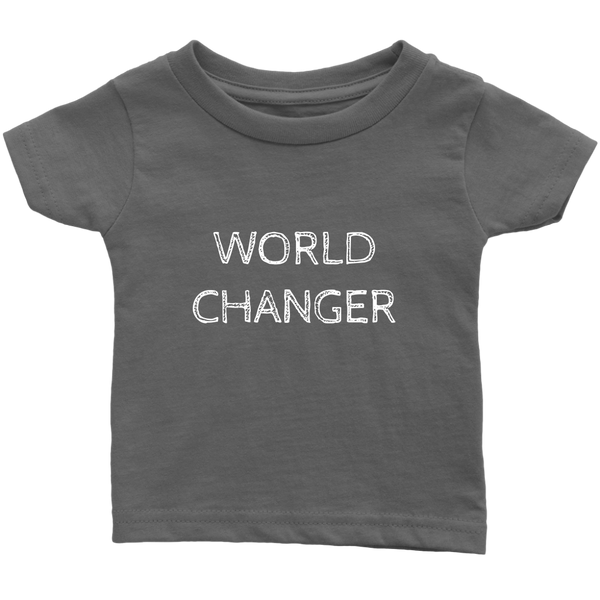 World Changer Baby Shirt