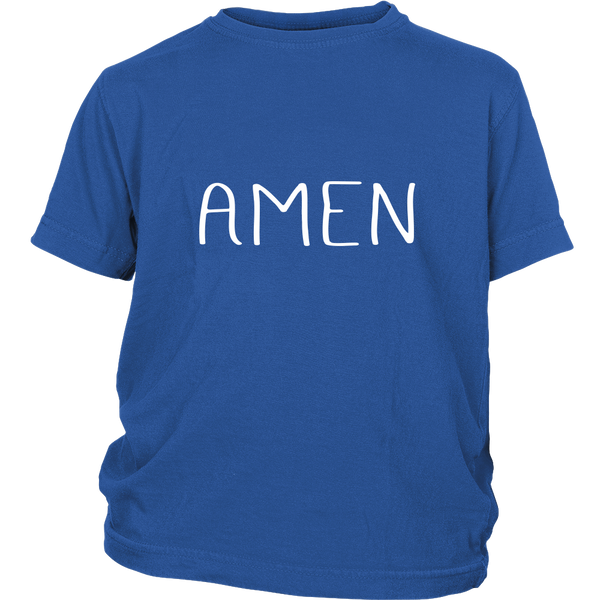 Amen Youth Shirt