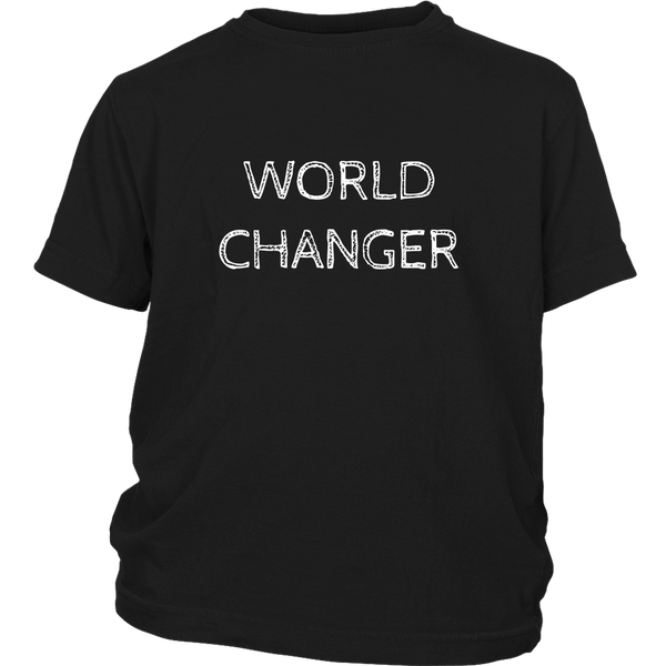 World Changer Youth Shirt