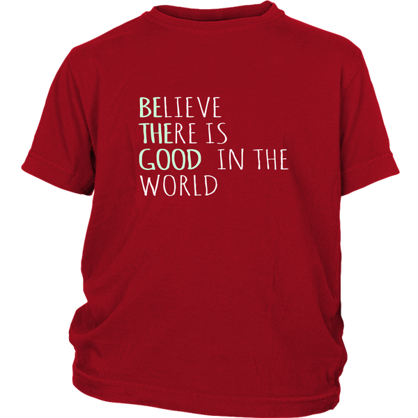 Believe Youth Shirt