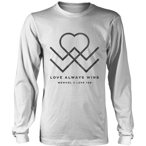 Love Always Wins Long Sleeve